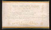 view Burn Dressing, Charles A. Lindbergh digital asset number 1