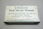 view Bandage, Gauze, Charles A. Lindbergh digital asset number 1