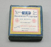 view Adhesive Plaster, Charles A. Lindbergh digital asset number 1