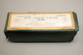 view Red Chain Gauze, Charles A. Lindbergh digital asset number 1