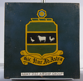 view Insignia, 21st Airship Group, United States Army Air Corps digital asset number 1