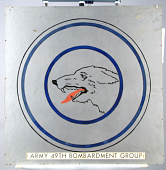 view Insignia, 49th Bombardment Group, United States Army Air Corps digital asset number 1