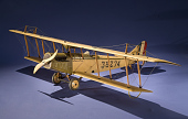 view Model, Static, Curtiss JN-4H Mailplane digital asset number 1