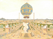 view Ascension of a Montgolfier Balloon digital asset number 1