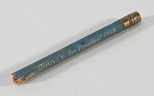 view Pencil; Hoover for President 1928 digital asset number 1