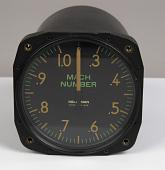 view Machmeter, Early Model, Kollsman digital asset number 1