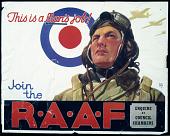 view This is a man's job! Join the R.A.A.F. digital asset number 1
