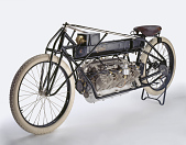 view Motorcycle, Curtiss V-8 digital asset number 1