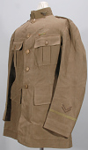 view Coat, Service, Officer, United States Army Air Service digital asset number 1