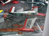 "view Model, Static, Beechcraft 35 Bonanza ""Waikiki Beech"" digital asset number 1"