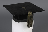 view Academic Regalia, Doctorate, Mortarboard, Robert H. Goddard digital asset number 1