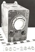 view Oscilloscope, Radar, German, FuG 200 Component, SG 200 digital asset number 1