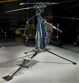 view Hiller YROE-1 Rotorcycle digital asset number 1