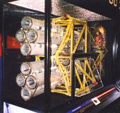 view Rocket Engines, Liquid Fuel, Dual XLR-11 (X-15 Interim Engine Pair) digital asset number 1