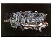 view Napier Nomad Model E. 145 Horizontally-Opposed Diesel Engine digital asset number 1
