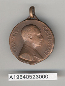 view Case, Medal, Gianni Caproni digital asset number 1