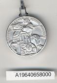 view Case, Presentation, Medal, Harry le van Horning Award, Sam D. Heron digital asset number 1