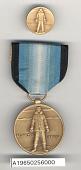 view Case, Antarctic Service Medal digital asset number 1