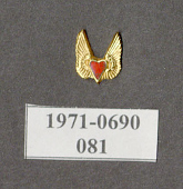 view Pin, Lapel, Douglas Airplane Co. digital asset number 1