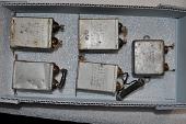 view Capacitors, Radar, Japanese Navy, Type 3, Ku, Mark 6, Model 4, Modification 2 digital asset number 1
