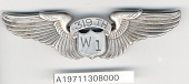 view Badge, Pilot, Women Airforce Service Pilots (WASP) digital asset number 1