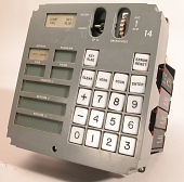 view Keyboard, Display (DSKY), Apollo Guidance Computer digital asset number 1