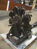 view Le Rhone Model J 9 Cylinder Rotary Engine digital asset number 1