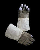 view Glove, Left, A7-L, Extravehicular, Apollo 11, Armstrong, Flown digital asset number 1