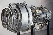 view Lycoming T53-L-13 (LTC1K-4) Turboshaft Engine digital asset number 1