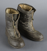 view Boots, Flying, Type A-6, United States Army Air Forces digital asset number 1
