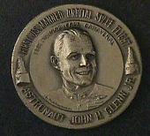 view Medal, Commemorative, John Glenn, Osborne Company digital asset number 1