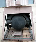 view Celestial Sphere Assembly, Landing Window, Apollo Command Module Simulator digital asset number 1