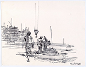 view Three Construction Workers digital asset number 1