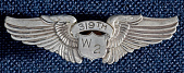 view Badge, Pilot, Women Airforce Service Pilots (WASP), Grimm digital asset number 1