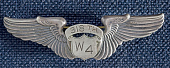 view Badge, Pilot, Women Airforce Service Pilots (WASP), Martin digital asset number 1