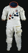 view Pressure Suit, Apollo, A7-LB, Skylab 3, Bean, Flown digital asset number 1