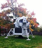view Descent Stage, Lunar Module, Apollo LTA-3DR/1 digital asset number 1
