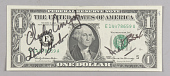 view One Dollar Bill, Apollo 12 digital asset number 1