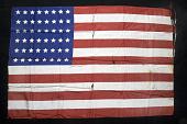 view Flag, United States, 48 Star, Lt. Herbert Peters digital asset number 1