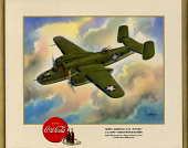 "view North American B-25 ""Mitchell"" U.S. Army-Medium Range Bomber digital asset number 1"
