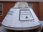 view Boilerplate, Command Module, Apollo, #29 digital asset number 1