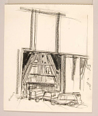 view Drawing, Charcoal on Paper digital asset number 1