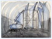 view Hangar Scene, the Promise digital asset number 1