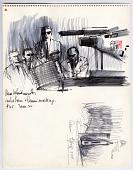 view Drawing, Felt Tip Pen, Pen and Ink on Paper digital asset number 1