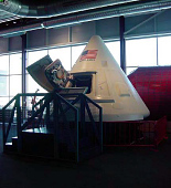 view Command Module, Apollo, Emergency Egress Trainer digital asset number 1