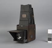 view Camera, Graflex, Model RB, Charles A. Lindbergh digital asset number 1