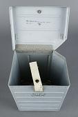 view Box, Stowage, Sanitation Supply, Aft, Apollo 11 digital asset number 1