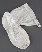 view Inflight Coverall Garment, Boot, Right, Aldrin, Apollo 11 digital asset number 1