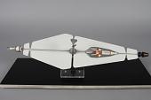 view Model, Mars Mission Electric Vehicle, Stuhlinger Concept, 1962 digital asset number 1