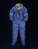view Pressure Suit, Manned Orbiting Laboratory, MH-7, Serial # 008 digital asset number 1